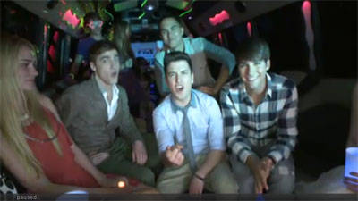 "Big Time Rush's ""Time of Our Life"""