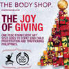 The Body Shop The Joy of Giving
