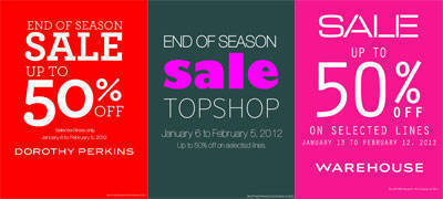 Sale Weekend