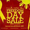 Freeway Freedom Sale