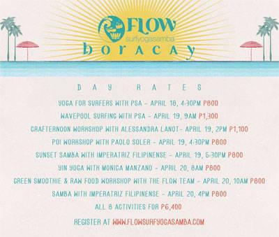 Flow SurfYogaSamba