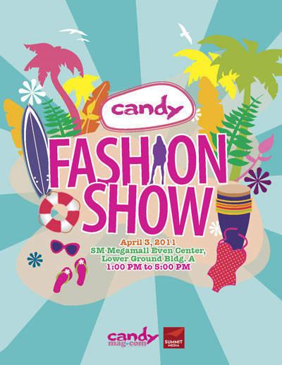 Candy Fashion Show