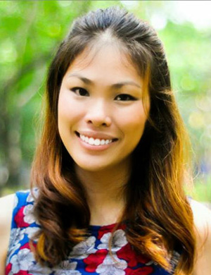 Janelle Yau, Fashion and Beauty Assistant
