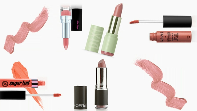 How To Find The Right Nude Lippie For Your Skin Tone