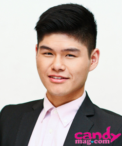 Marvin Tan Cutiepedia Candy Magazine