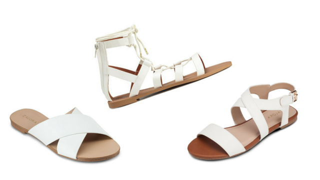 7 White Flats You Need To Rock This Summer