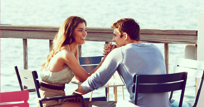 Things you should talk about on a first date