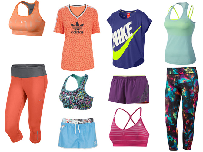Adorable Outfits To Wear To The Gym