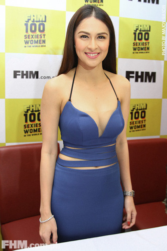 Suggest Marian rivera fhm cover can