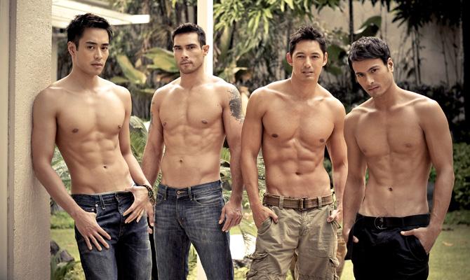 men Hot pinoy