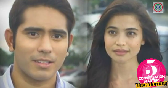 May 7, 2014 Conversation Starters: Watch Anne Curtis and ...