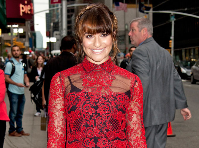 How Long Were Cory Monteith And Lea Michele Been Dating