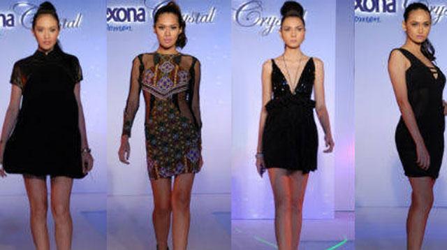 Chic New Interpretations Of The Little Black Dress Cosmo