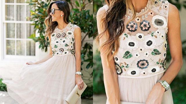 What To Wear A Garden Wedding