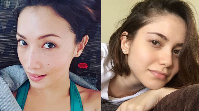 16 Celebrities Who Bravely Posted No Makeup Selfies Cosmo Ph