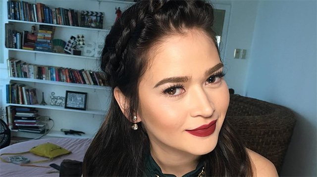 5 Pretty Braided Hair Ideas From Bela Padilla Cosmo Ph