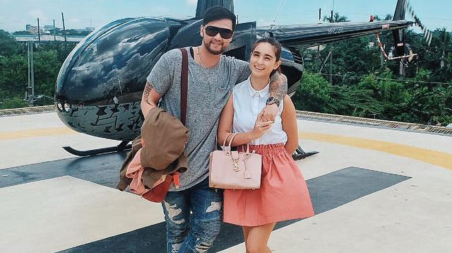 Billy Crawford Surprised Coleen Garcia With A Helicopter Ride On