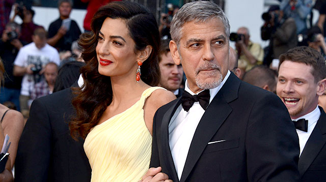 George Clooney Learned...