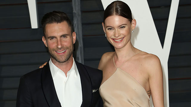 Adam Levine And Behati Prinsloo Are Now Parents To A Baby ...