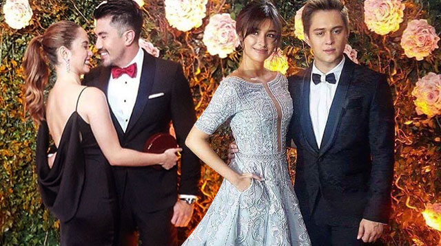 The Best Dressed Couples At The 2016 Star Magic Ball