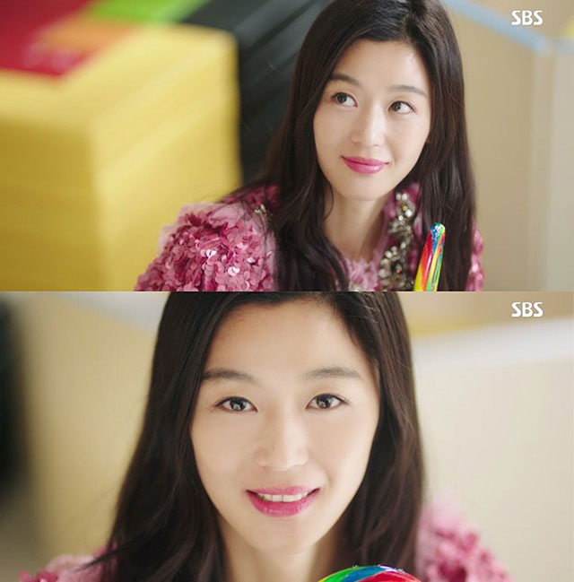 0b4fa376233 All The Beauty Products Jun Ji Hyun Uses In  The Legend Of The Blue Sea