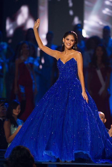 Everything Else Pia Wurtzbach Wore During Miss Universe