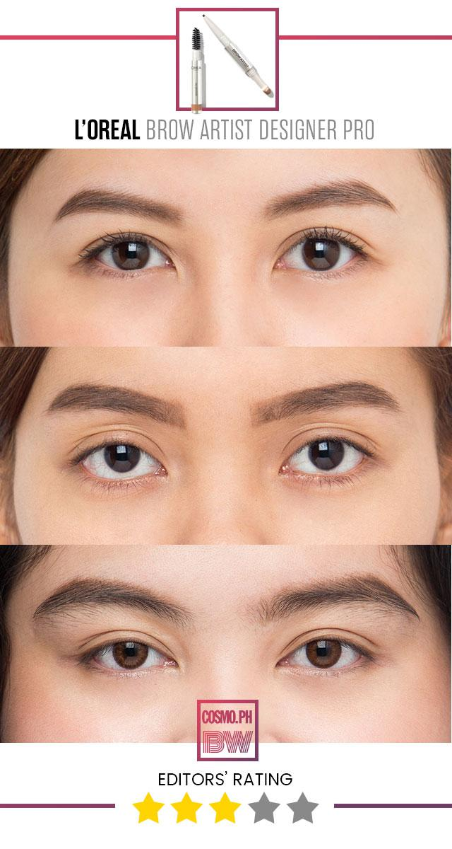 Beauty Wars Reviews Of Affordable Eyebrow Pencils Cosmo