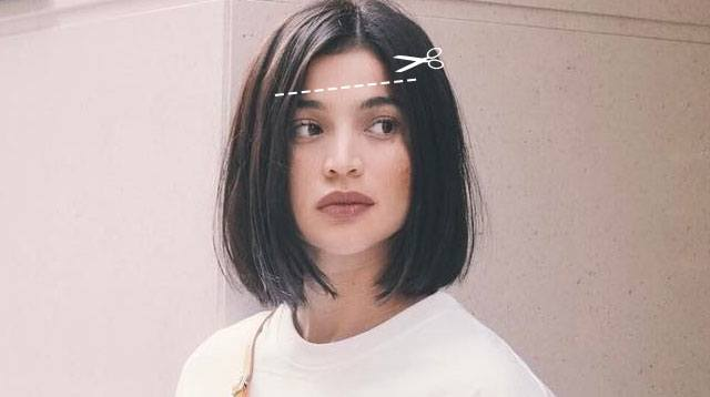 Anne Curtis Just Upgraded Her Bob By Adding Bangs Cosmo Ph
