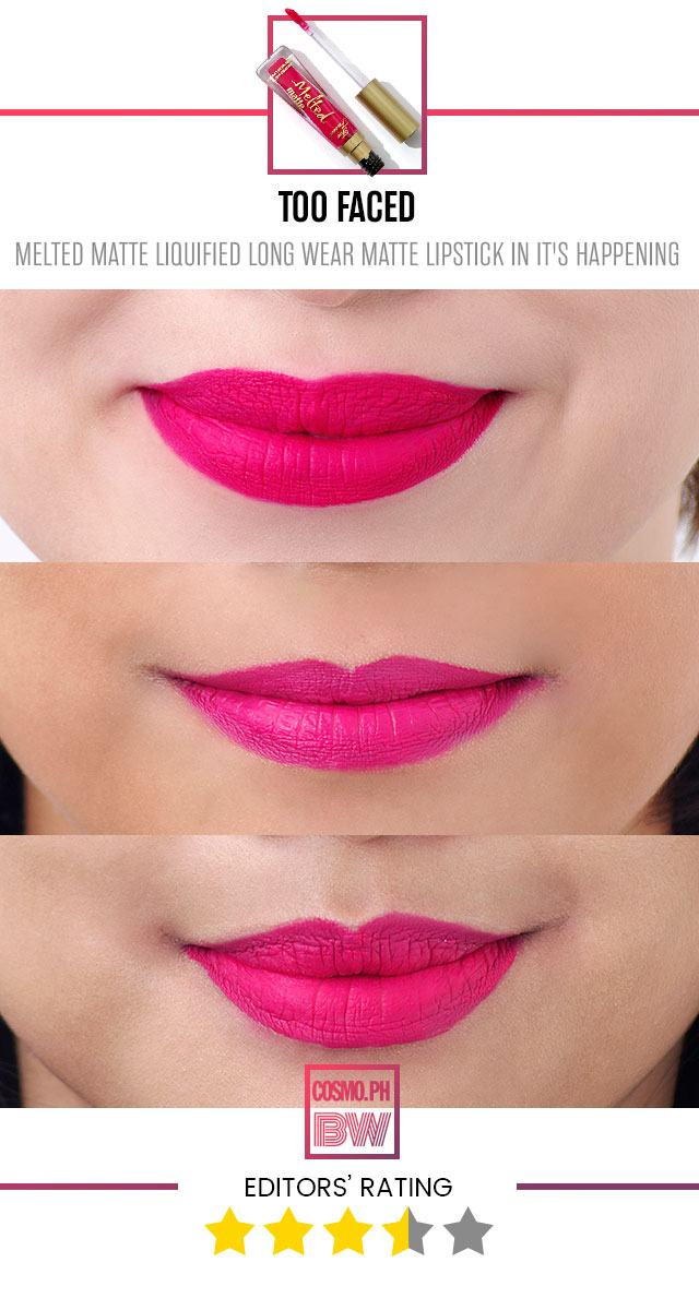 We Review 3 Kylie Lip Kit Dupes