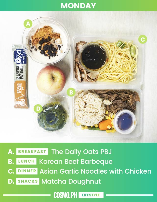 Sue Ramirez's Diet Plan