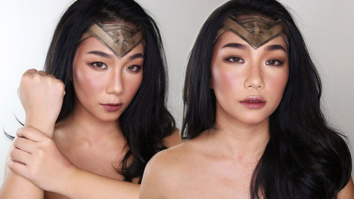 We love this pinay beauty vloggers wonder woman makeup tutorial we love this pinay beauty vloggers wonder woman makeup tutorial baditri Images