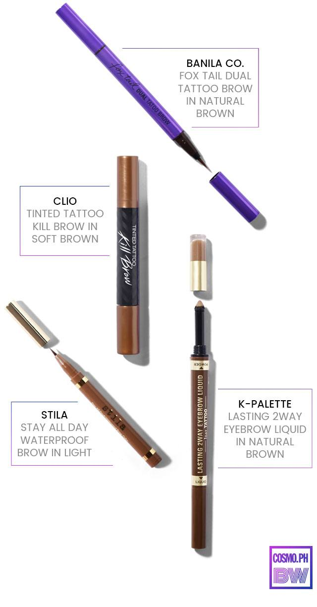 Brow Marker Makeup Reviews 2017 Cosmo
