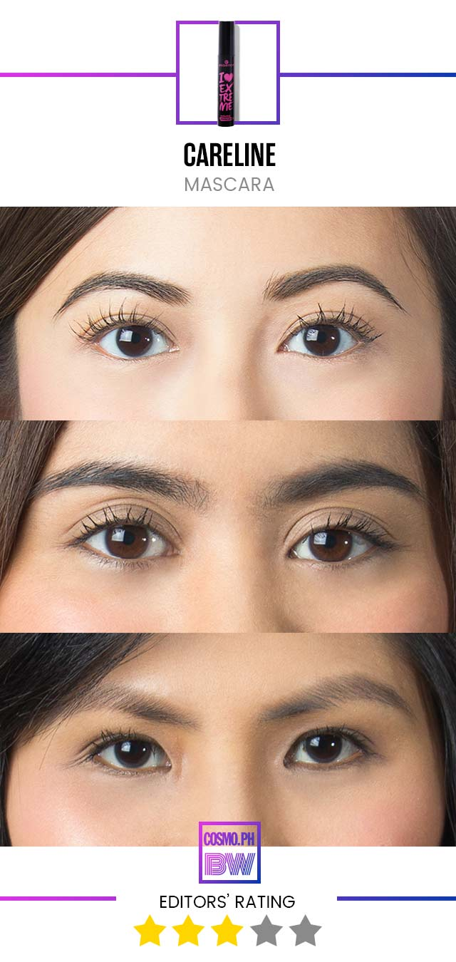 Beauty Review: Mascaras Under P200