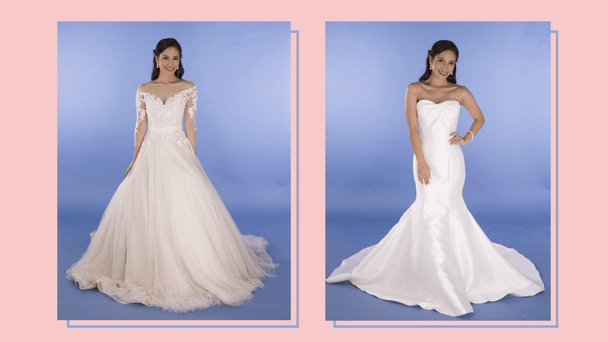 Ready To Wear Wedding Gowns In The Philippines | Cosmo.ph