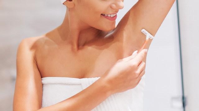 Underarm Shaving Tips to Avoid Nicks and Burns