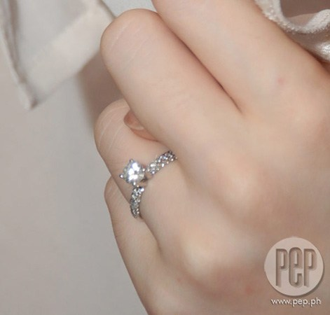 Wedding rings pictures philippines famous places