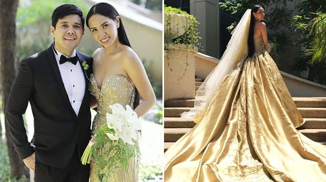 Rajo Laurel Talks About Designing Divine Lee\'s Wedding Gown | Cosmo.ph
