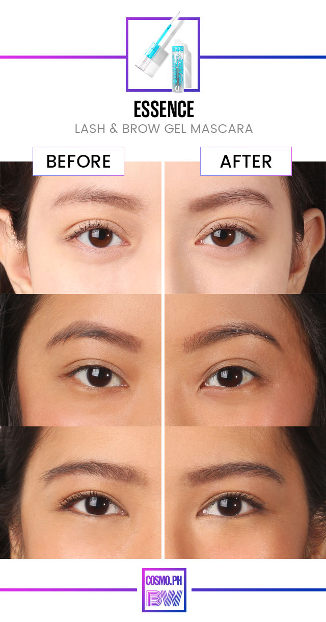 47dc52d635a We Reviewed 3 Different Brands Of Clear Brow Mascara
