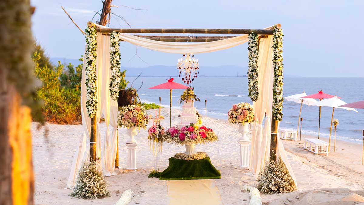 Event Planners Share The Best Places To Have Destination Weddings