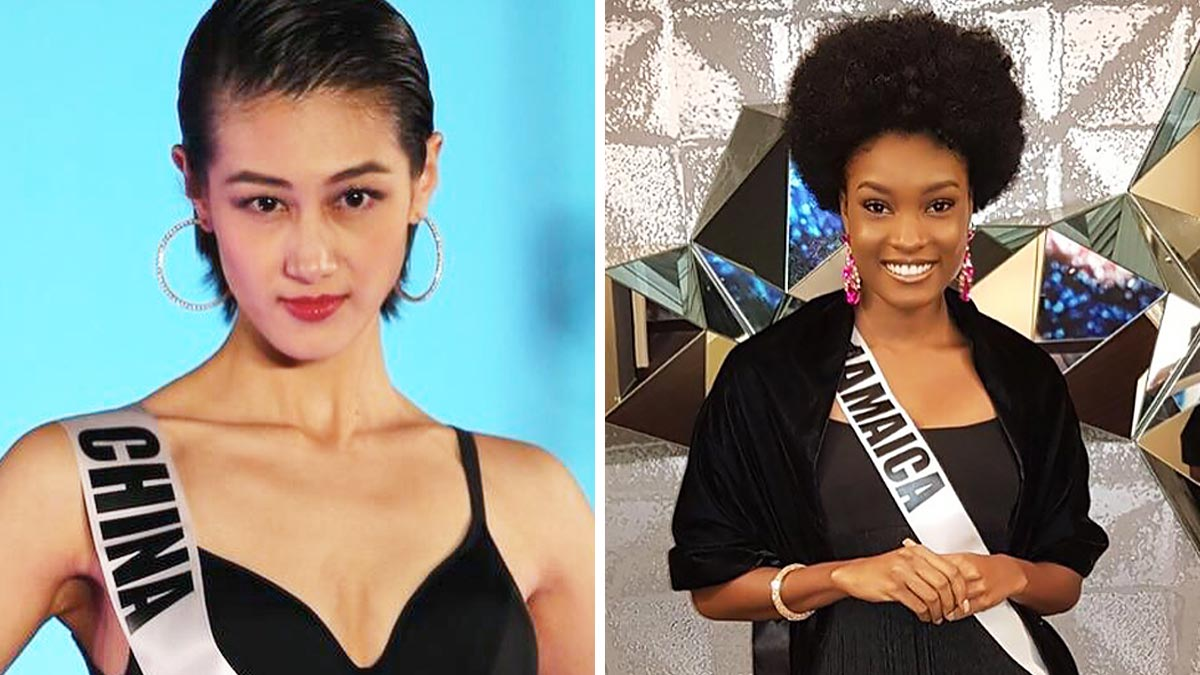 Miss Universe 2017 Candidates With Short Hair