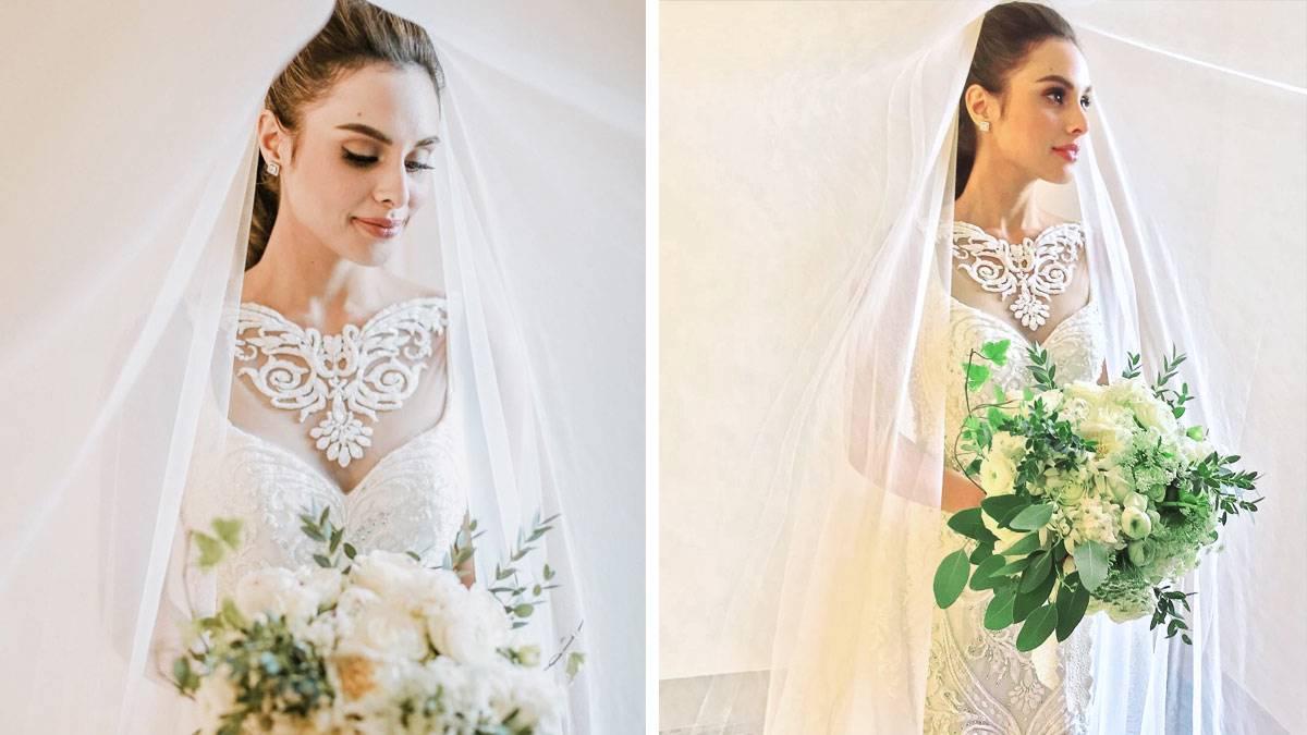 Max Collins Francis Libiran Wedding Gown | Cosmo.ph