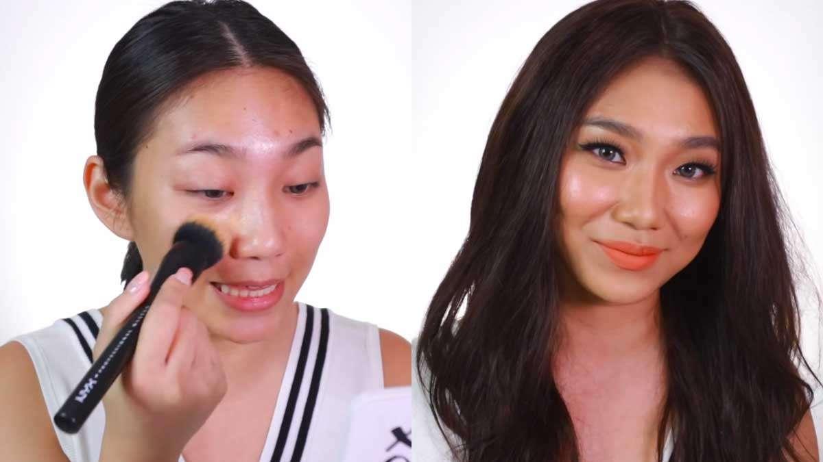 Raiza Contawis Kathryn Bernardo Makeup Transformation-5420