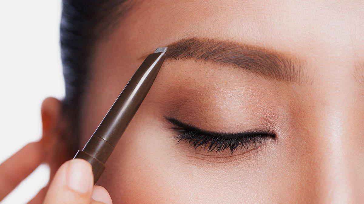 How To Do The Eyebrow Hair Stroke Technique Cosmo