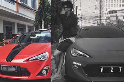 Flashy Cars Young Stars Splurge On With Their Earnings