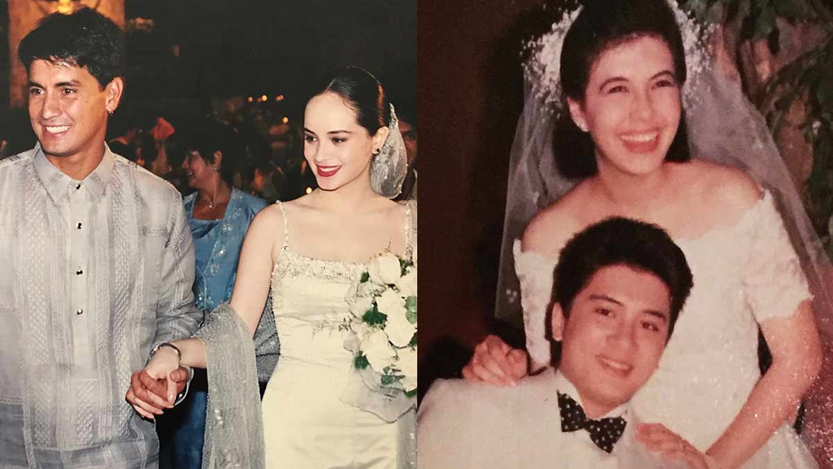We Can T Get Over These Throwback Celeb Wedding Pictures