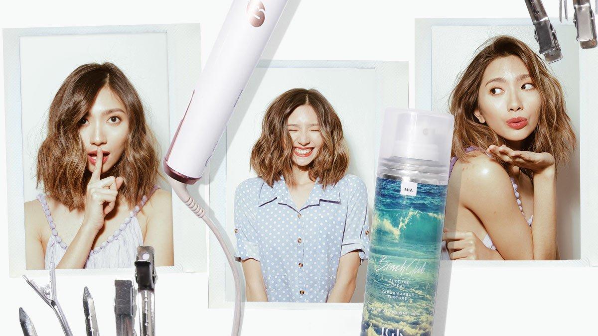 Wavy Hair 6 Ways To Get Beach Waves