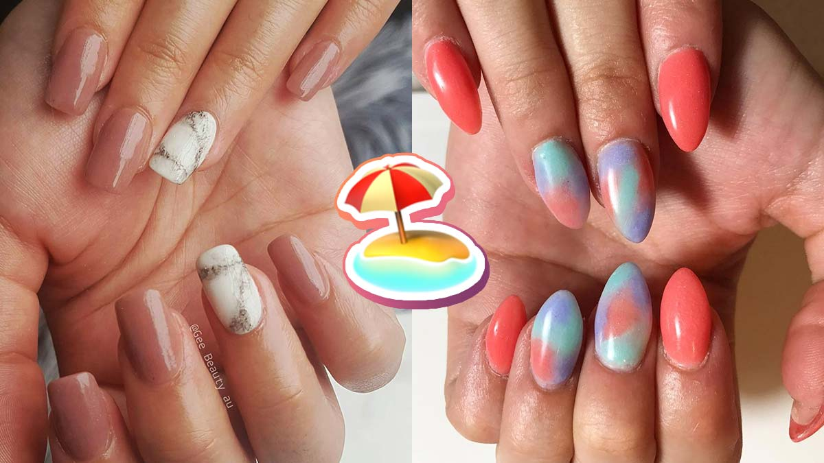 Pretty Nail Art Ideas To Try For Summer Cosmo