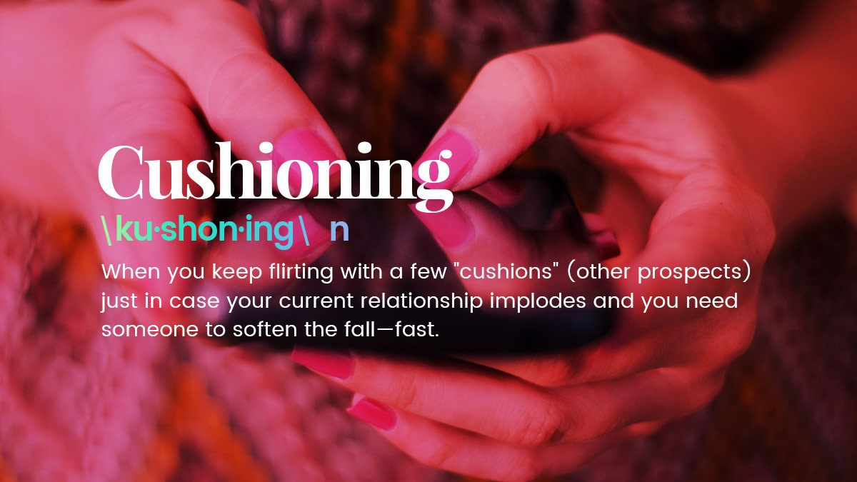 Dating a secretive management