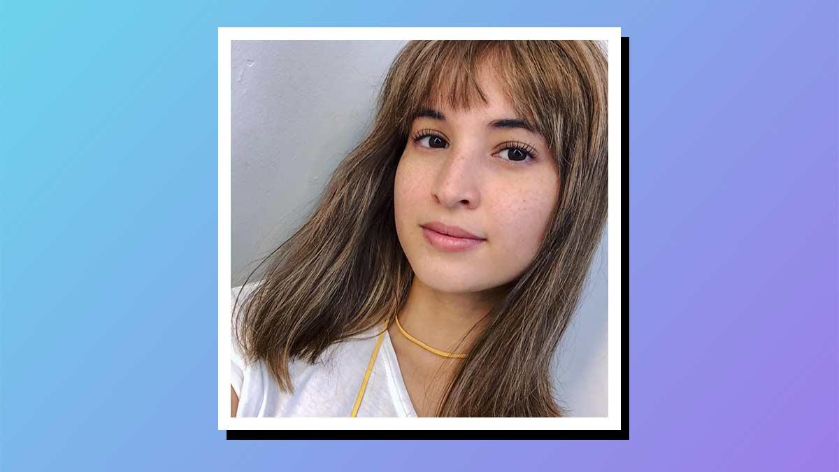 Coleen Garcia New Hair Color Cosmo