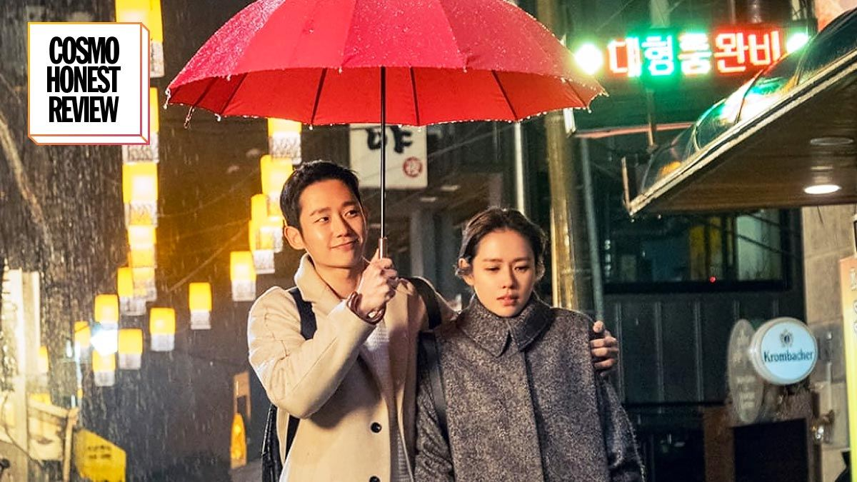 k drama review of something in the rain cosmo ph